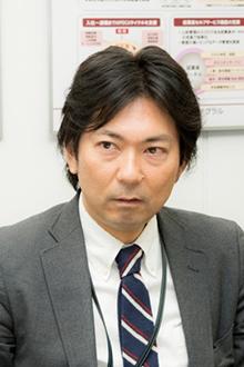 NTTデータ コンサルティング&マーケティング事業部 ビズインテグラル統括部 課長 荻野 陽介
