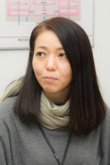 NTTデータビズインテグラル 開発本部長 真瀬 陽子