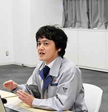 株式会社はくばく 山梨本社 管理本部 経営管理部 ITシステム課長 山田 昌幸様