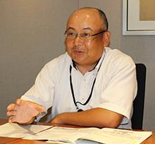 株式会社三菱地所設計 業務部 ユニットリーダー 副島 武雄様