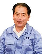 内海造船株式会社 取締役社長 原 耕作 様