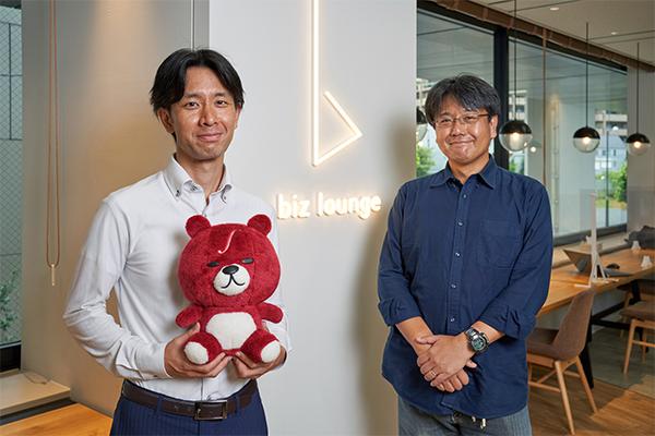 加藤様と増田様の集合写真